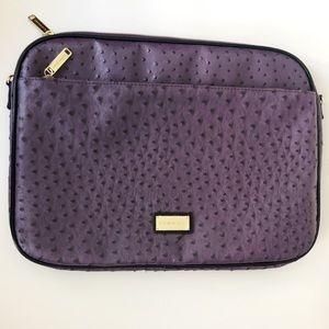 Steve Madden Laptop Bag Case Purple
